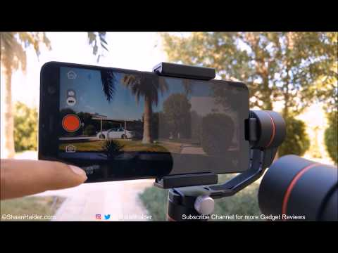 ZHIYUN Smooth 3 Review - The Best Smartphone Gimbal