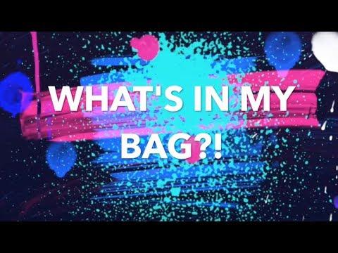 What's in my bag - with Dinda Putri Zuniar
