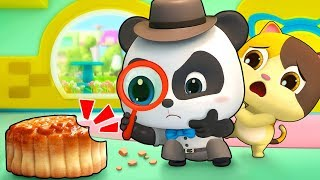 Who Stole Baby Panda's Moon Cake   Baby Panda's Magic Bow Tie   Magical Chinese Characters   BabyBus