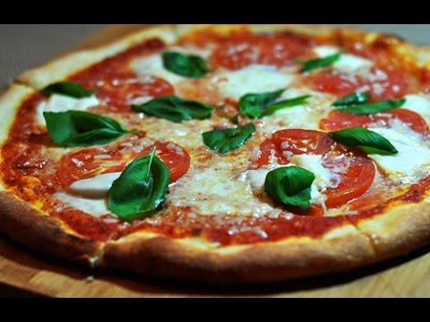 How to: Mozzarella Di Bufala Pizza PIY