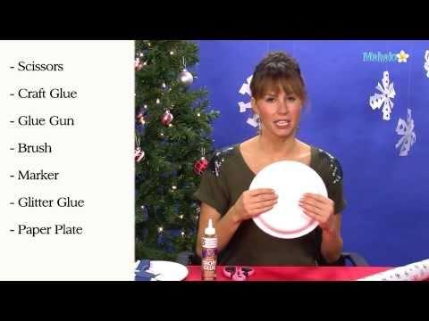 How Make Make a Christmas Angel Tree Topper
