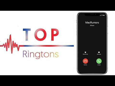 Top 5 Ringtones 2018