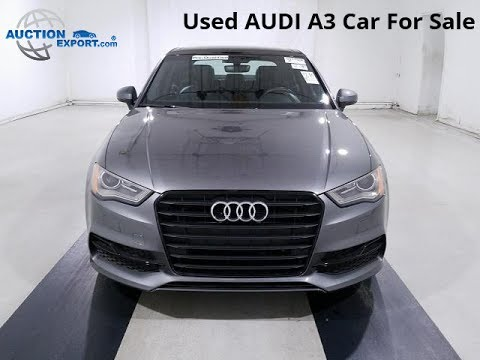 Used Audi A3 for Sale in USA, Shipping to Poland
