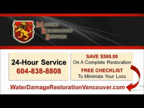 Surrey Water Damage Restoration: Hardwood Floor Repair