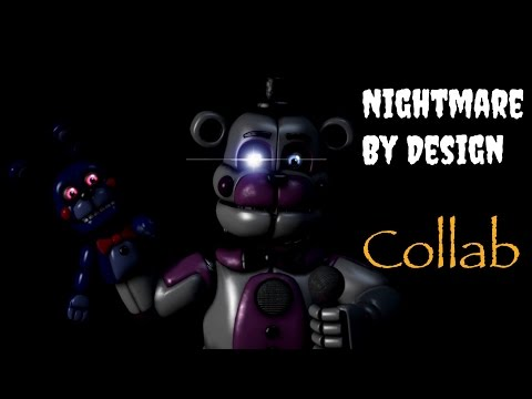 [COLLAB] Nightmare By Design [OPEN] 11/16 taken 5/16 DONE [OPEN]