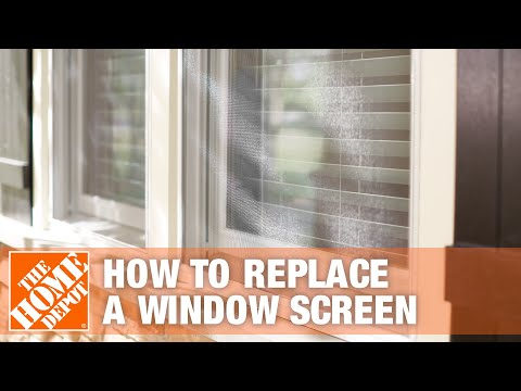 Phifer-How to Replace a Window Screen