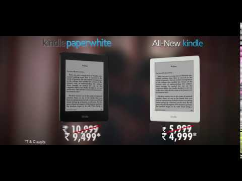 Kindle at Amazon Great Indian Festival