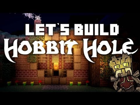 Minecraft Let's Build: Hobbit Hole