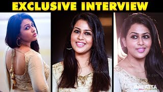 I should have acted in Vinnaithandi Varuvaya - Diana Champika Exclusive Interview