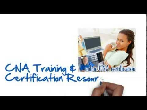 CNA Training Guide -- Choosing the Right CNA Training