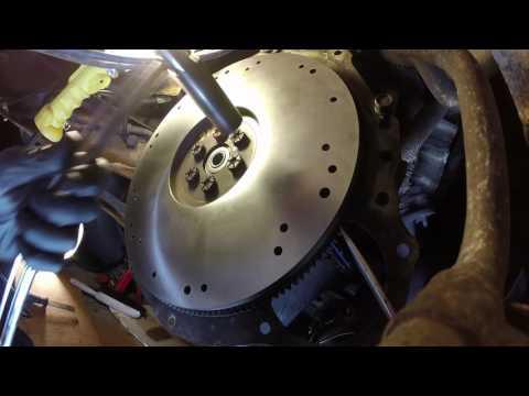 Flywheel and Clutch Install / 1993 F150