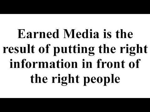 Earned Media With Abraham Harrison llc