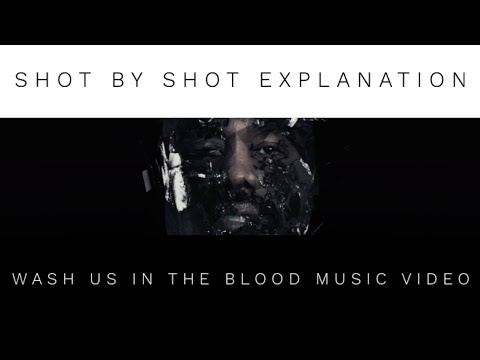 "SHOT BY SHOT EXPLANATION: ""Wash Us in the Blood"" music video by Kanye West & Arthur Jafa"