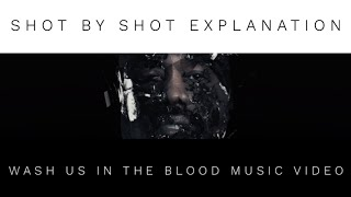 """SHOT BY SHOT EXPLANATION: """"Wash Us in the Blood"""" music video by Kanye West & Arthur Jafa"""