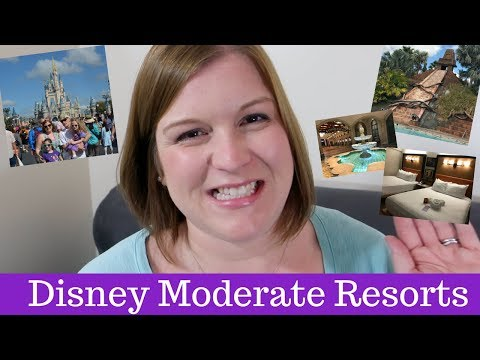 Disney World Moderate Resorts Review | beingmommywithstyle