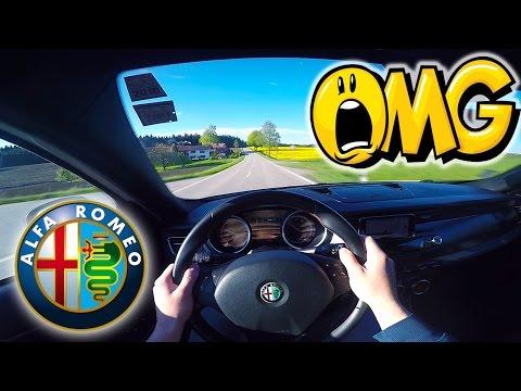 118dB !!! BEST SOUNDING Alfa Romeo Giulietta with STRAIGHT PIPE !