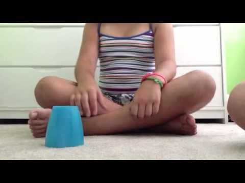 Cup song in easy steps