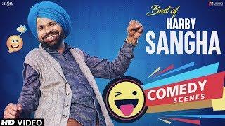 Punjabi Comedy Scene | Harby Sangha Comedy | New Punjabi Movies 2019 | Comedy Funny Videos