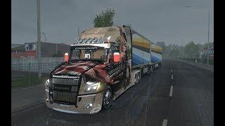 Freightliner Cascadia ETS2 (Euro Truck Simulator 2) | Daikhlo