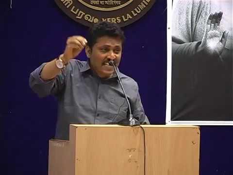 Revolutionist Dr B R  Ambedkar 125th Birth Anniversary in Pondicherry University