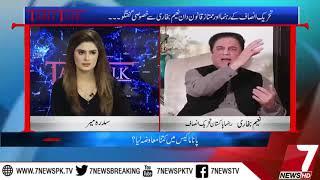 Table Talk Exclusive Interview Of Naeem Bukhari 04 December 2017 |7News|