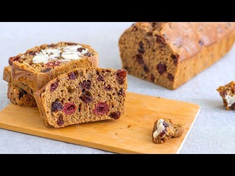 How to make Irish Barmbrack Tea Cake Recipe   HappyFoods