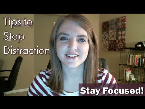 Home Business Tips | How to Avoid Distraction and Get Focused!