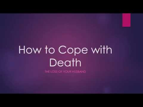 How to Cope with Death of Your Husband