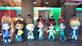 EPISODE Welcome To BTS POP UP HOUSE OF BTS
