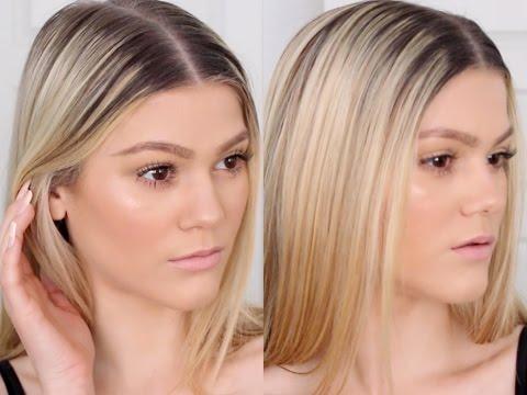 Glowing Everyday Makeup Tutorial | Using MAC Starter Kit