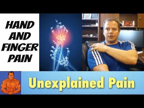 Unexplained Hand & Finger Pain - Nerve Impingement