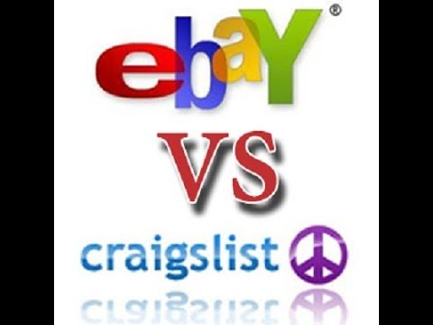 Ebay vs Craigslist for selling car parts VLOG
