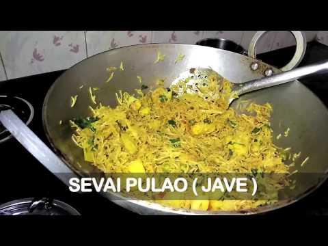 SEVAI PULAO Recipe in HINDI || VERMICELLI Pulao Recipe || COOKINGDILSE