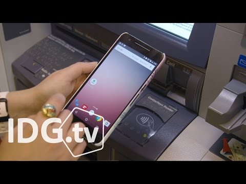 Hands-on with Bank of America's NFC-enabled ATMs
