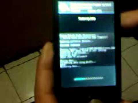 lenovo a390 sukses instal cusrom kitkat via twrp restore mode