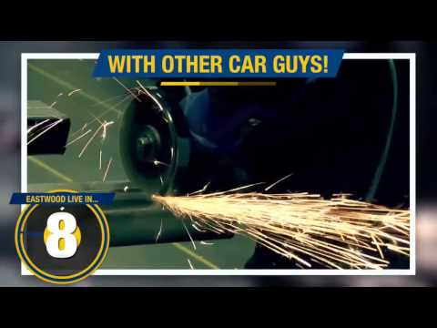 Learn How to MIG Weld - Basics of MIG Welding - Tips and Tricks from Eastwood