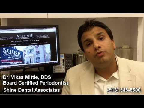 Treating Periodontal Disease - Repair Bleeding & Receeding Gums, Reverse Bone Loss