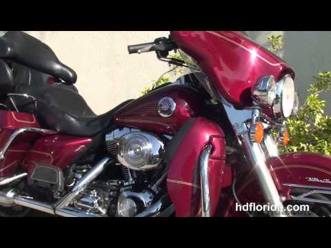 Used 2004 Harley Davidson Ultra Classic Electra Glide Motorcycles for sale - Crystal River, FL