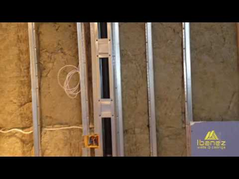 Sound proof drywall & acoustic systems