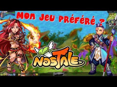 Pourquoi Nostale est mon MMO préféré ?