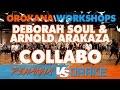 Download  Arnold Arakaza & Deborah Soul | Collabo | Rihanna Vs Drake | OrokanaWorld Workshops MP3,3GP,MP4