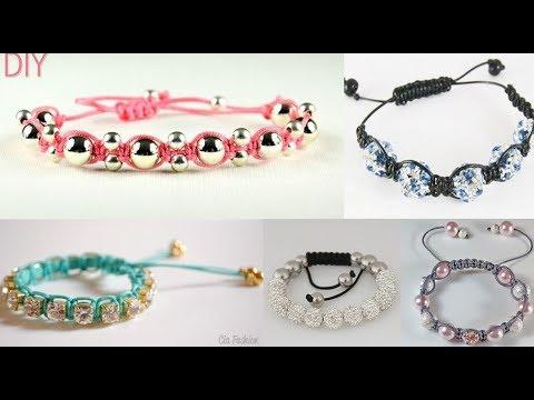 DIY Shamballa Bracelet!