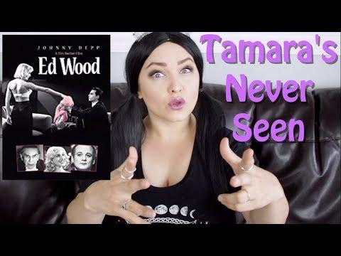Ed Wood (1994) - Tamara's Never Seen