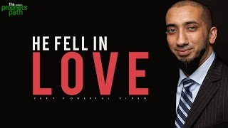 Nouman Ali Khan Fell In Love ...