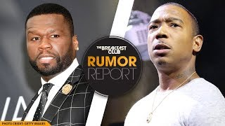 50 Cent Laughs At Ja Rule's Supposed Money Problems