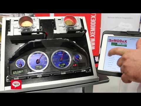 XeMODeX Automechanika 2015 Preparation Video