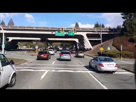 An Average Day For A Bus driver On The Vancouver Airport to Whistler Run