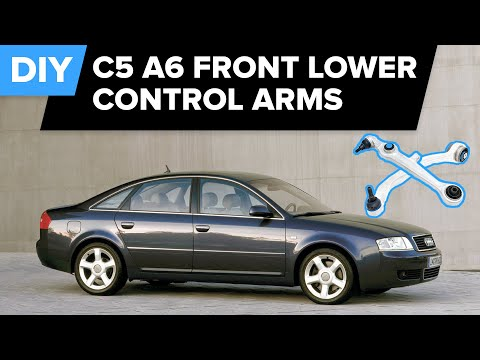 Audi Control Arm Replacement (A6 Lower) FCP Euro