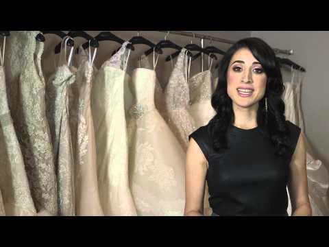 What Jewelry to Wear With a Sleeveless Wedding Dress : Bridal Fashion