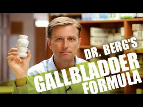 Dr. Berg's Gallbladder Formula: How to Use It